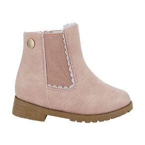 Young Original Girls' Button Boots