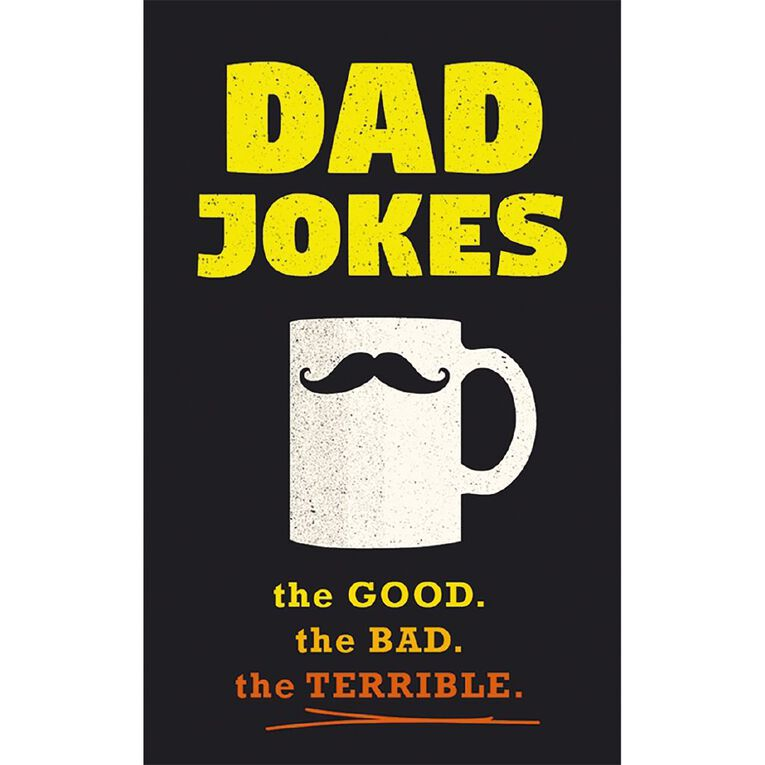 Dad Jokes: Good Clean Fun for All Ages!, , hi-res image number null