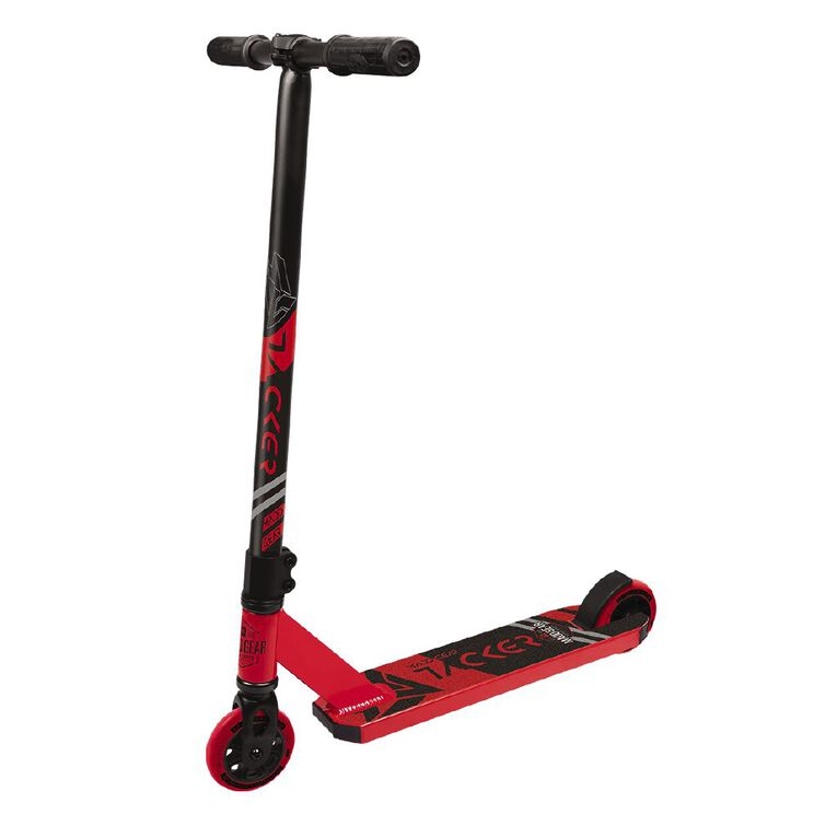 MADD Whip Tacker 2020 2 Piece Bar Scooter Red, , hi-res