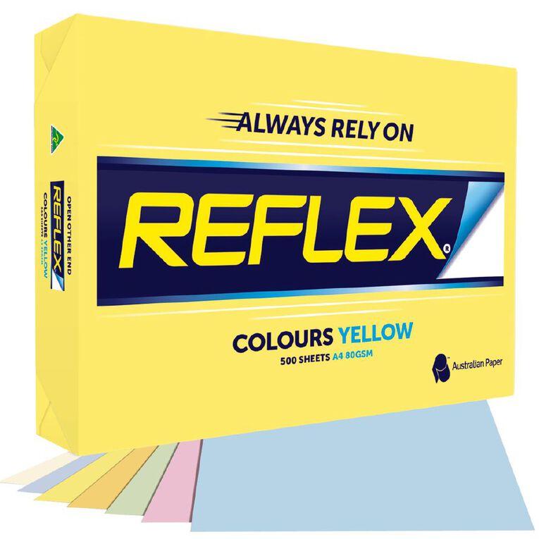 Reflex Paper 80gsm Tints 500 Pack, , hi-res