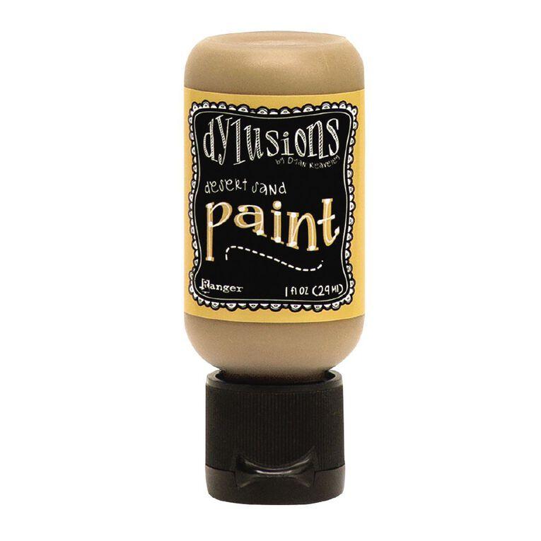 Ranger Dylusions Paint 1oz Desert Sand, , hi-res
