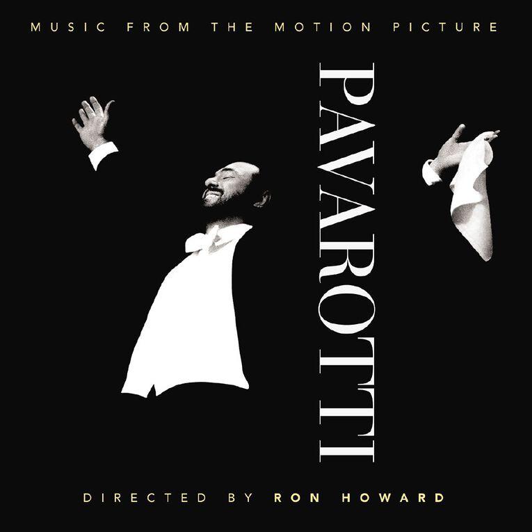 Pavarotti Soundtrack CD by Luciano Pavarotti 1Disc, , hi-res