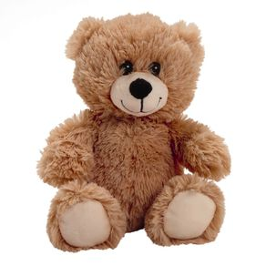 Play Studio Plush Bear Brown or White 20cm Assorted