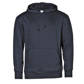 H&H Men's Plain Hooded Sweatshirt