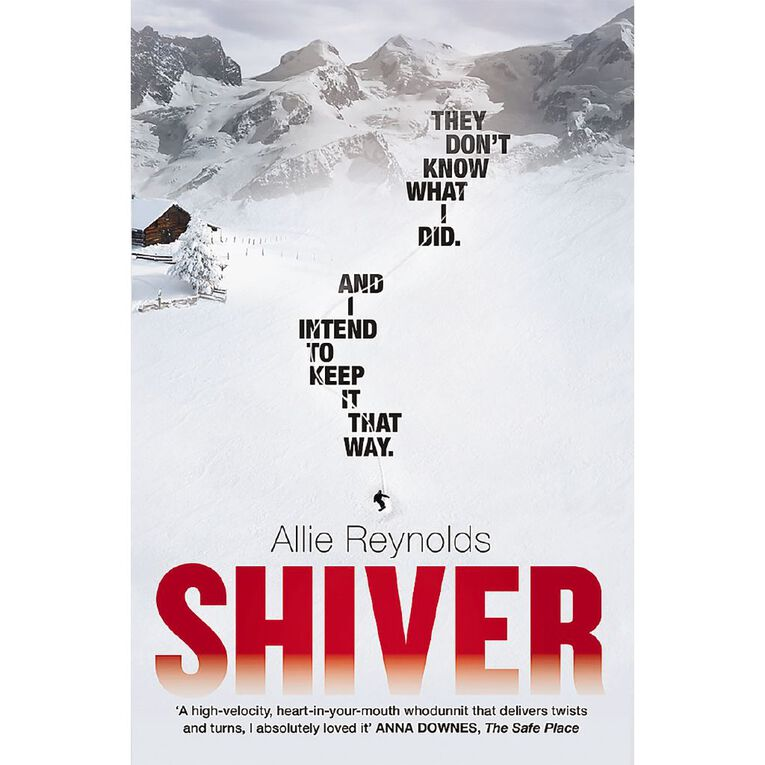 Shiver by Allie Reynolds, , hi-res