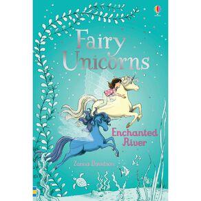 Fairy Unicorns #4 Enchanted River by Zanna Davidson