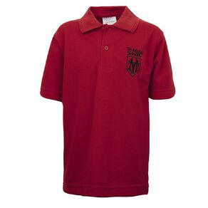 Schooltex Te Mata Havelock North Short Sleeve Polo with Embroidery