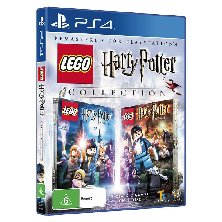 PS4 LEGO Harry Potter Collection, , hi-res