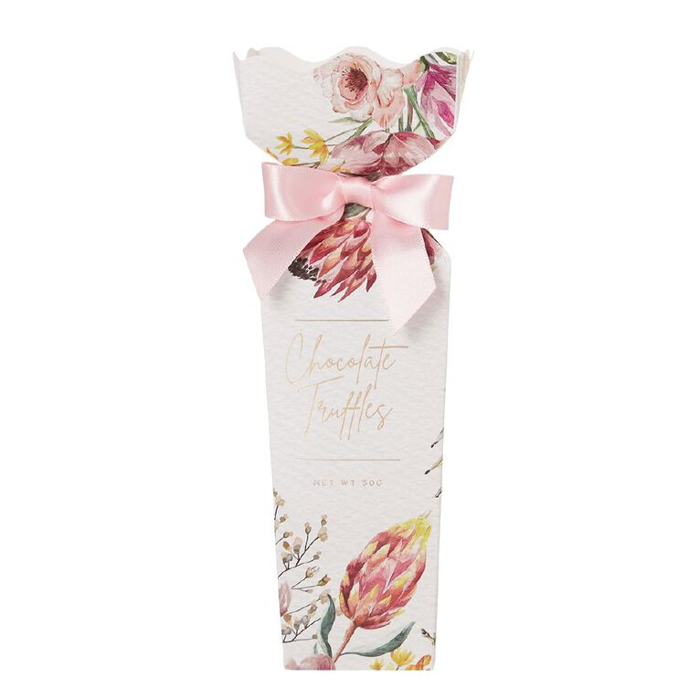 Mother's Day Box with Ribbon Chocolate 50g, , hi-res