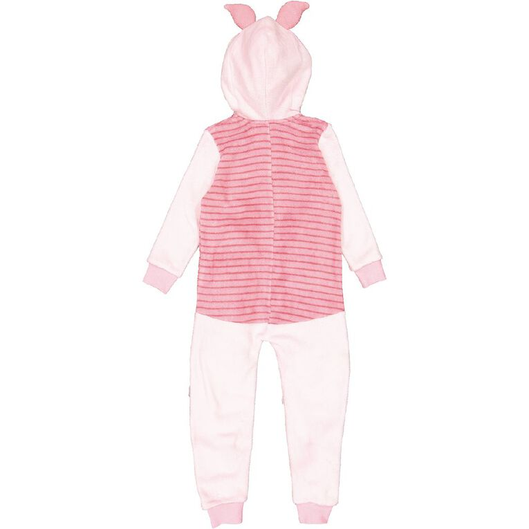 Winnie the Pooh H&H Kids' Piglet Onesie, Pink, hi-res