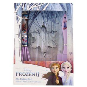 Frozen II Baking Set 3 Piece