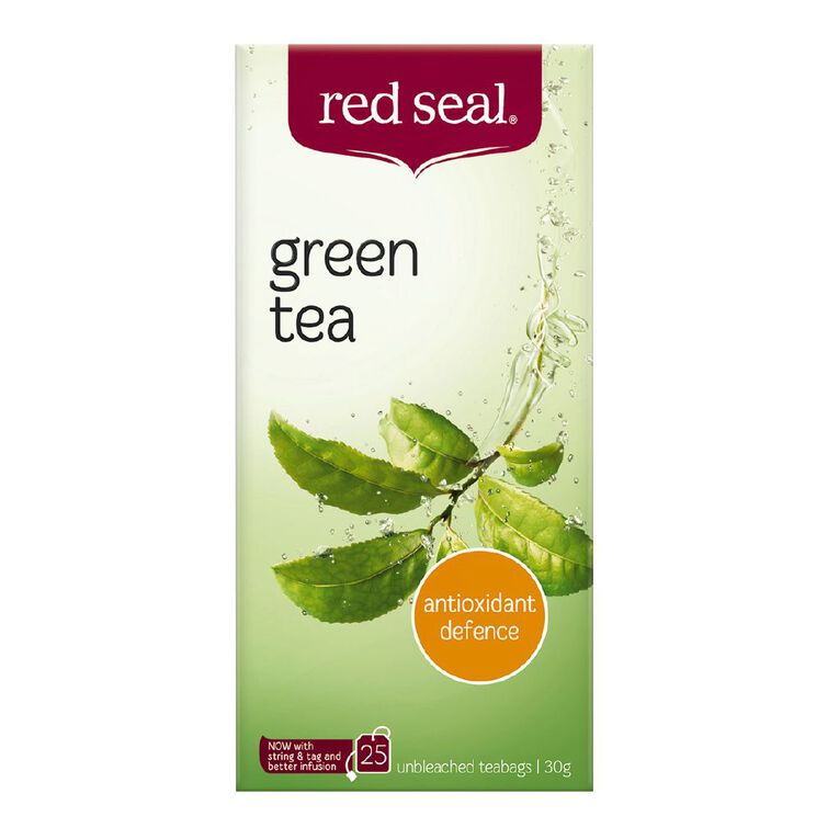 Red Seal Green Tea 25s, , hi-res