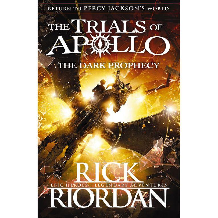 Trials of Apollo #2 The Dark Prophecy by Rick Riordan, , hi-res