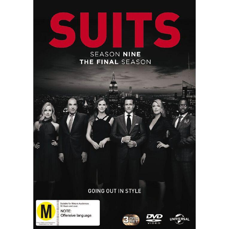 Suits Season 9 DVD 2Disc, , hi-res