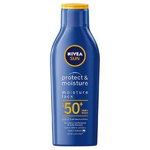 Nivea Sunscreen Moisturising Lotion SPF50+ 200ml