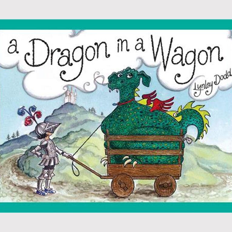 A Dragon In a Wagon by Lynley Dodd, , hi-res