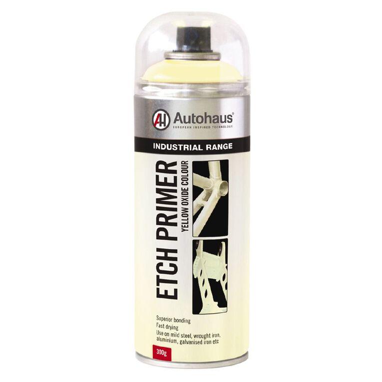 Autohaus Spray Paint Etch Primer Oxide Yellow 300g, , hi-res