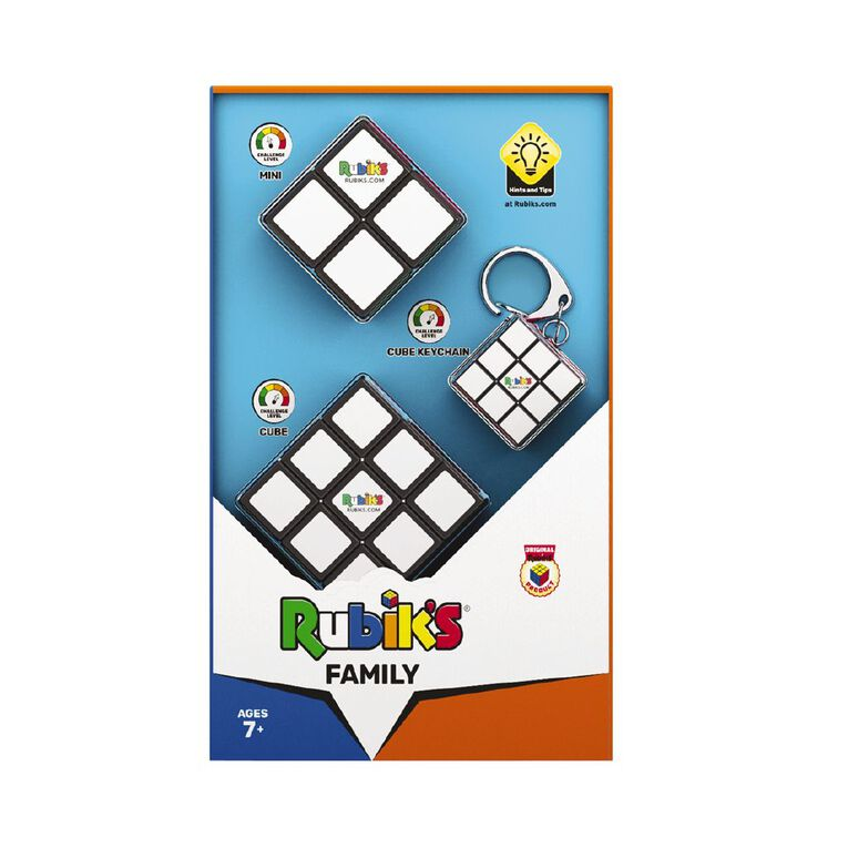 Rubiks Family Pack Exclusive, , hi-res