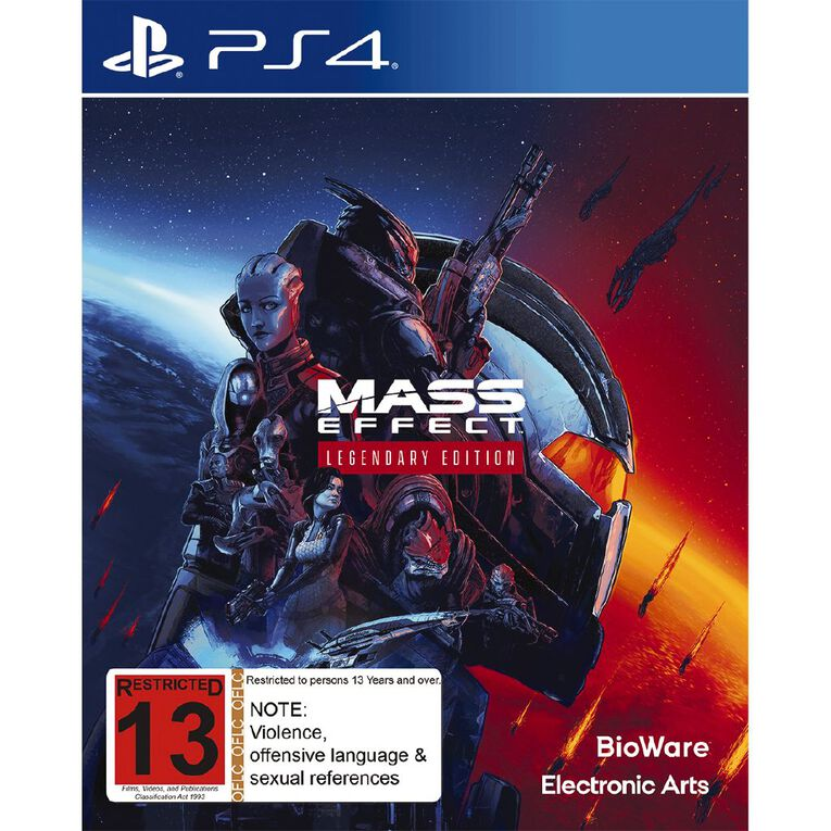 PS4 Mass Effect Legendary Edition, , hi-res
