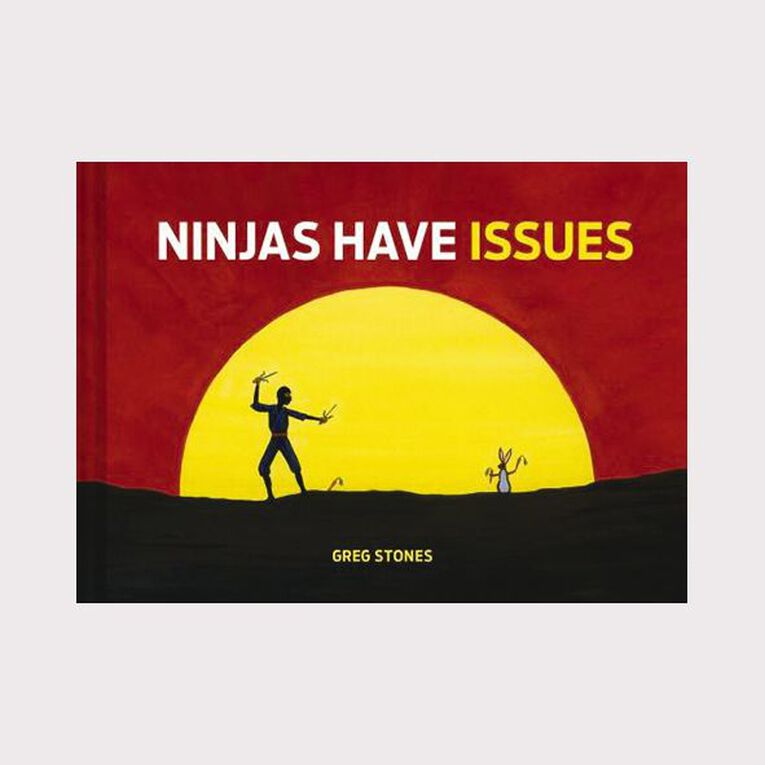 Ninjas Have Issues by Greg Stones N/A, , hi-res