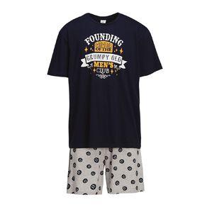 H&H Men's Knit Pyjamas