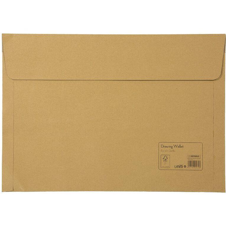 Uniti Drawing Wallet A3, , hi-res