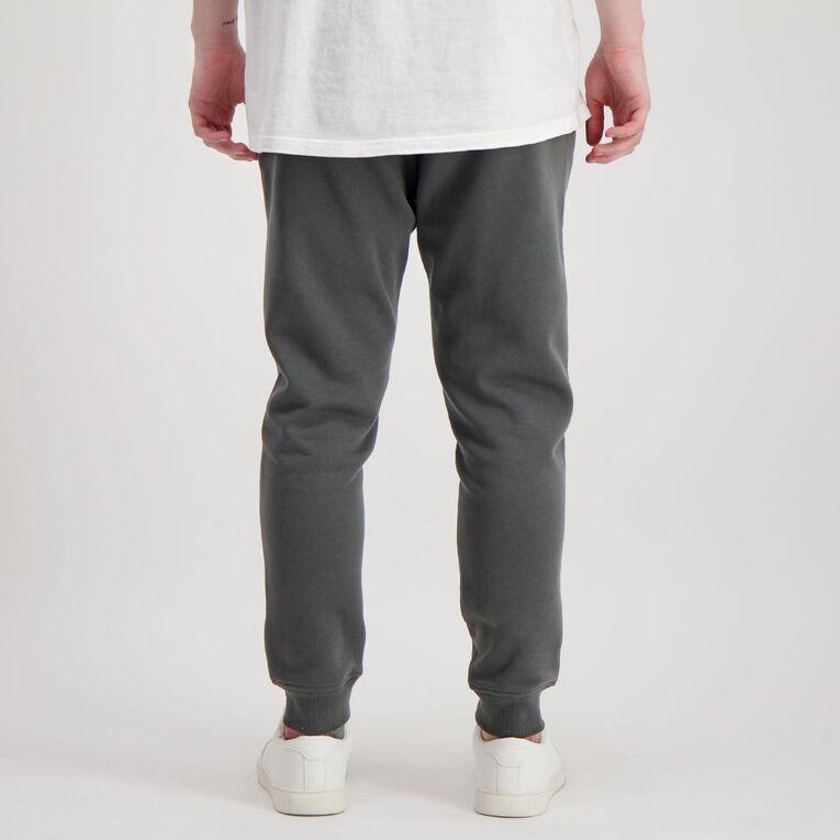 H&H Men's Jogger Trackpants, Grey Dark, hi-res image number null