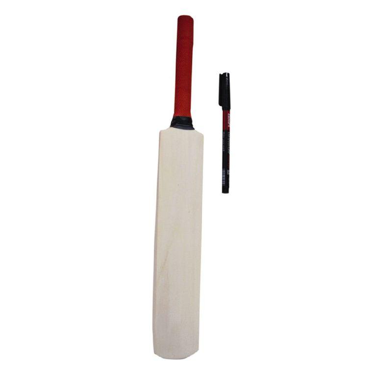 Active Intent Sports Autograph Cricket Bat, , hi-res