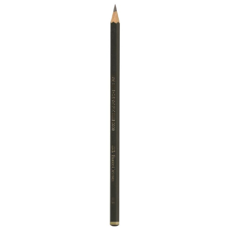 Faber-Castell Drawing Pencil 9000 4B, , hi-res