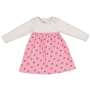 Young Original Baby Romper Rib Dress