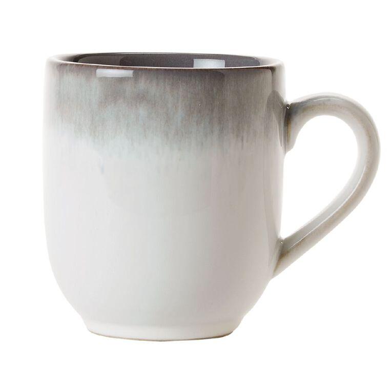 Living & Co Kina Mug Charcoal, , hi-res
