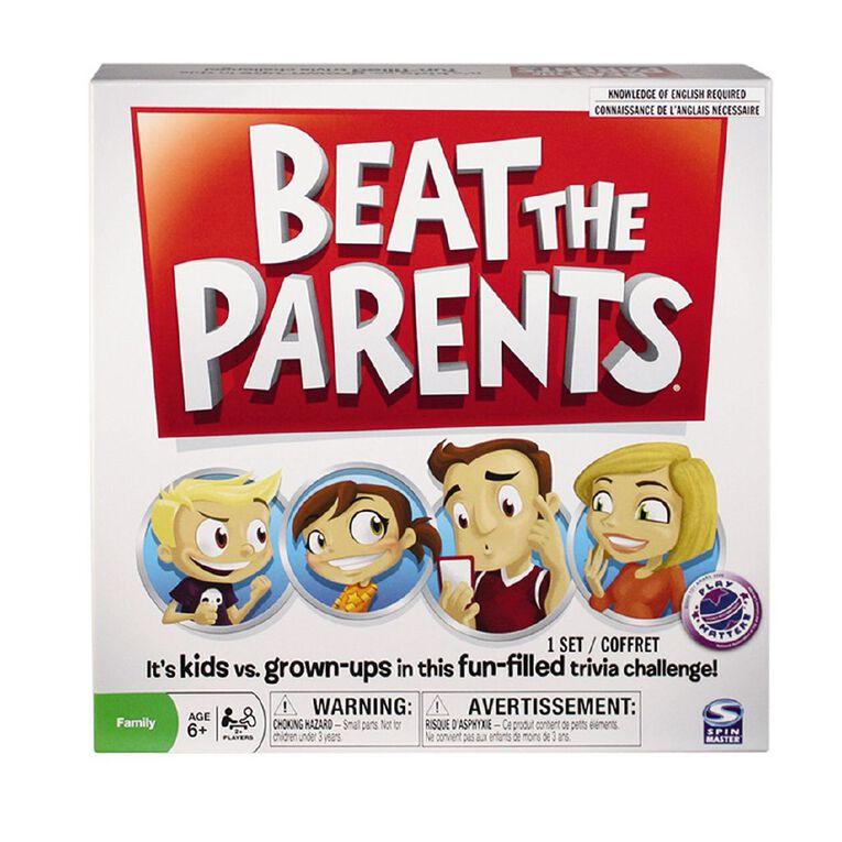 Beat the Parents Game, , hi-res