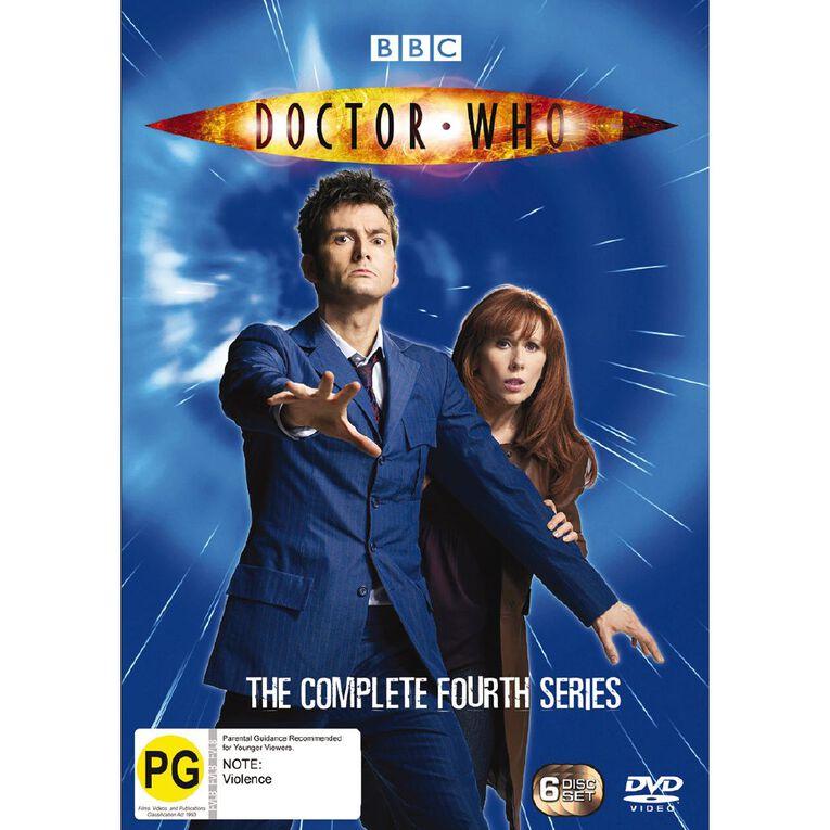 Doctor Who (2007) Season 4 DVD 6Disc, , hi-res