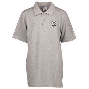 Schooltex Chaucer Short Sleeve Polo with Embroidery