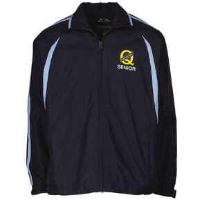 Schooltex Queenspark Track Jacket with Transfer