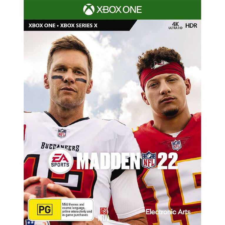 XboxOne Madden NFL 22, , hi-res