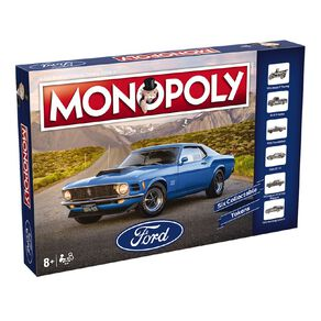 Ford Monopoly Edition