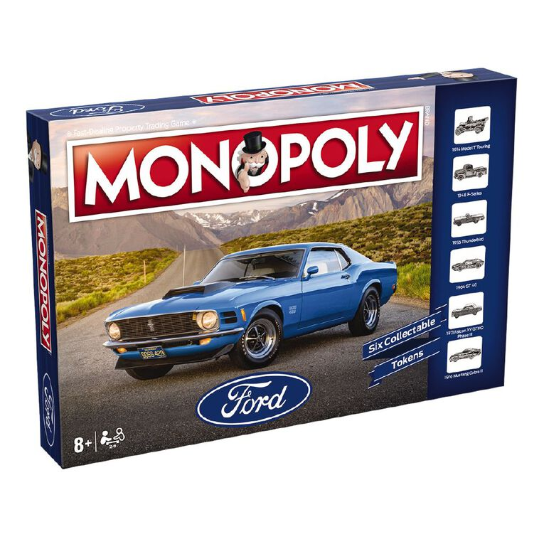 Ford Monopoly Edition, , hi-res image number null