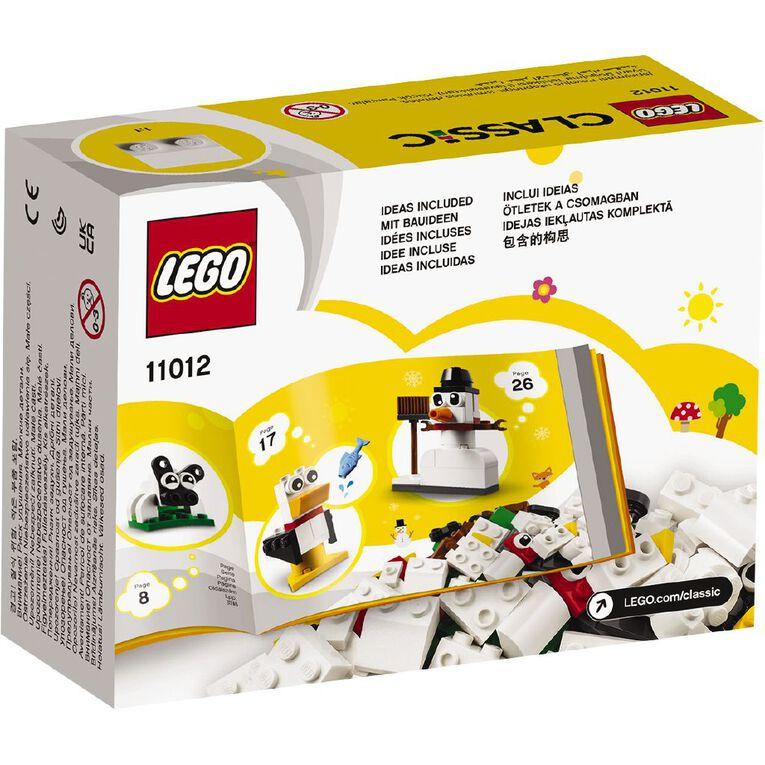 LEGO Classic Creative White Bricks 11012, , hi-res