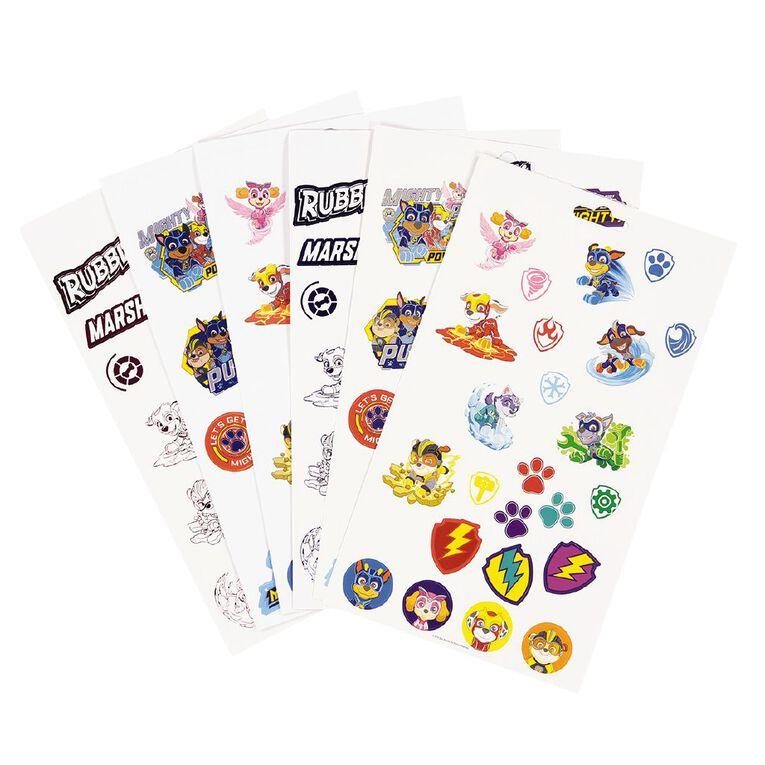 Paw Patrol Sticker Pad 6 Page, , hi-res
