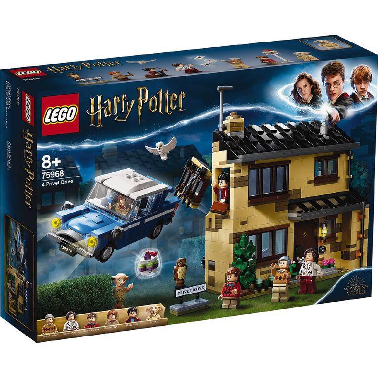 LEGO Harry Potter 4 Privet Drive 75968, , hi-res