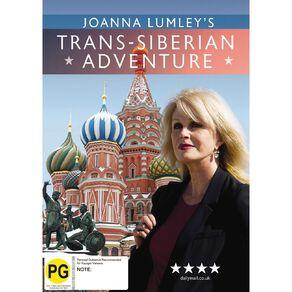 Joanna Lumleys Trans-Siberian Adventure DVD 1Disc