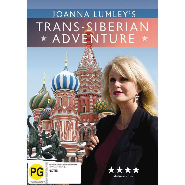 Joanna Lumleys Trans-Siberian Adventure DVD 1Disc, , hi-res