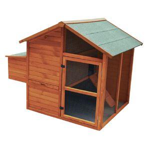 Petzone Chicken Coop Wooden