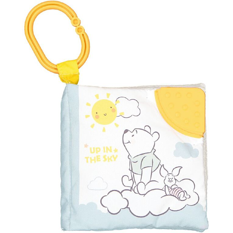 Winnie the Pooh Learn To Count Soft Book, , hi-res