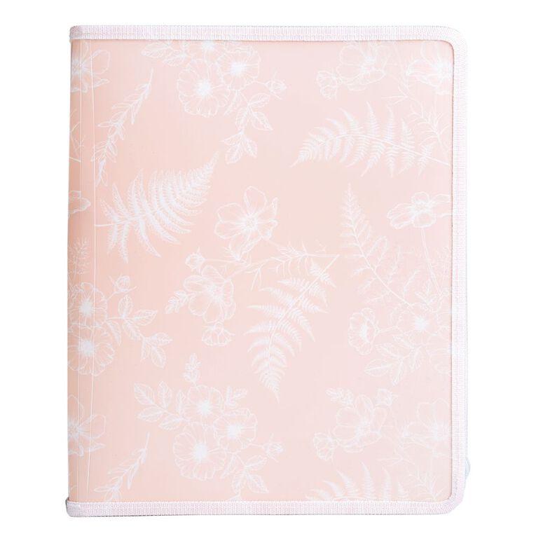 Uniti Kiwi Breeze Folder Zipped All Over Print Floral Green, , hi-res