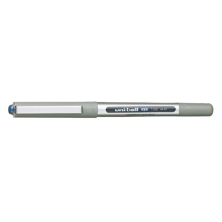 Uni-ball Eye Liquid Ink Rollerball 0.7 Blue, , hi-res