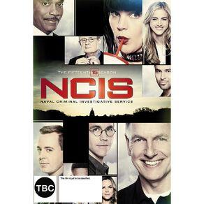 NCIS Season 15 DVD 6Disc