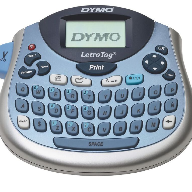 Dymo LT100-T Letratag Label Maker, , hi-res