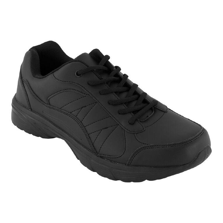 Active Intent Talbot Sports Shoes, Black, hi-res